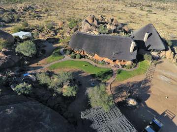 NAMIBGRENS HOUSE
